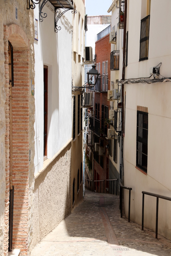 Calles Jaén