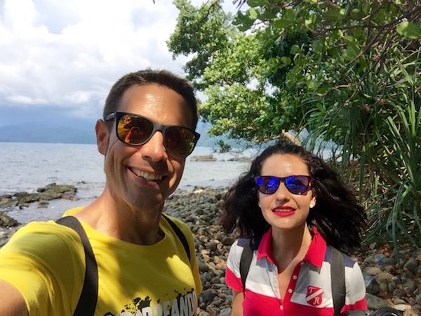 Camino Cascada Sabang
