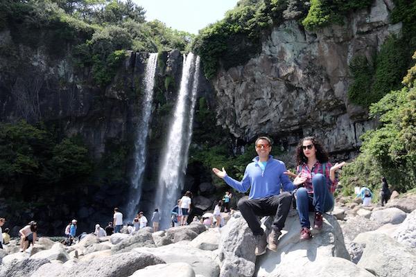 Cascada Jeongbang
