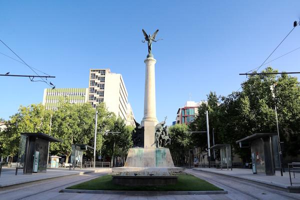 El Monumento a las Batallas