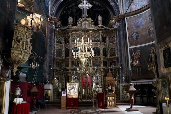 Iglesia San Dumitru Posta