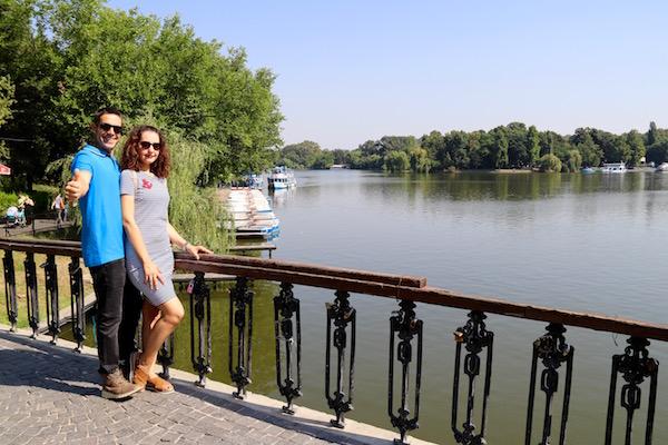 Lago Herastrau