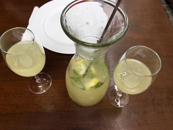 Limonada Limón