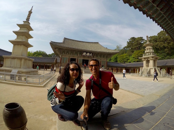 Pagoda Seokgatap y Pagoda Dabotap