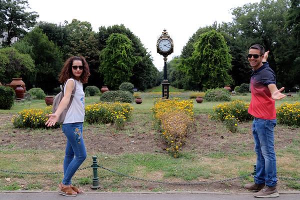 Parque Cismigiu
