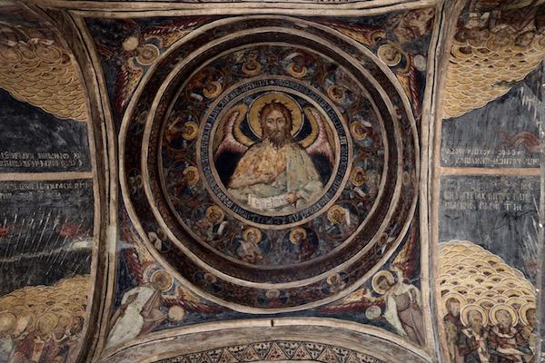 Pintura Iglesia Stavropoleos