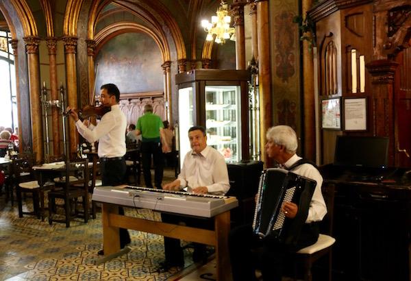 Restaurante Ca Ru Cu Bere