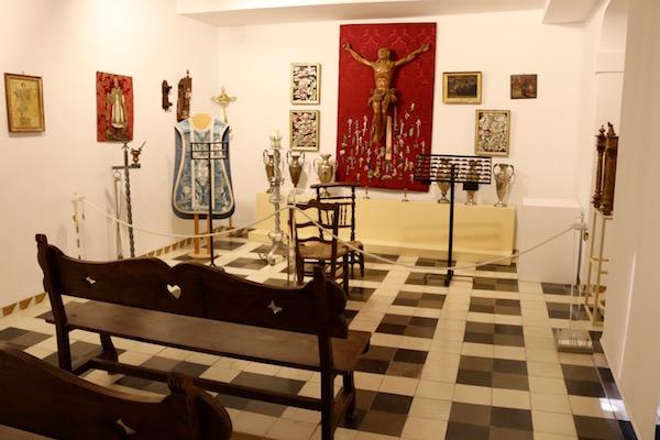 Sala religión