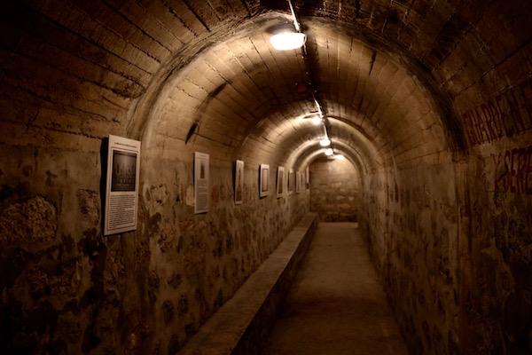 Túnel Refugios Antiaéreos