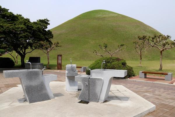 Tumba Hwangnamdaechong