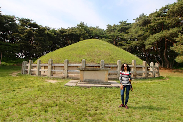 Tumba rey Wonseong