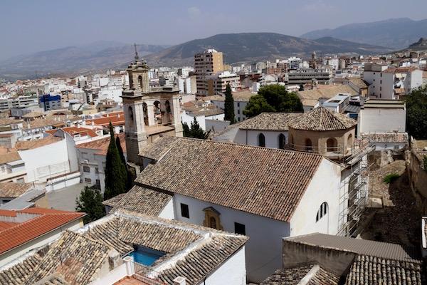 Vistas Mirador Jaén