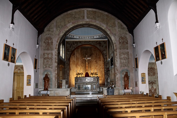 Altar Iglesia James