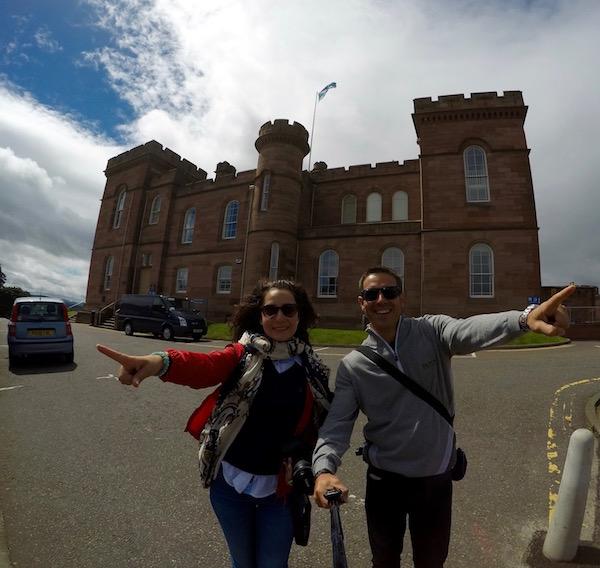 Castillo Inverness