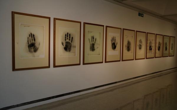 Cuadros galería de arte moderno