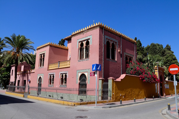 Edificio Palacete Najarra