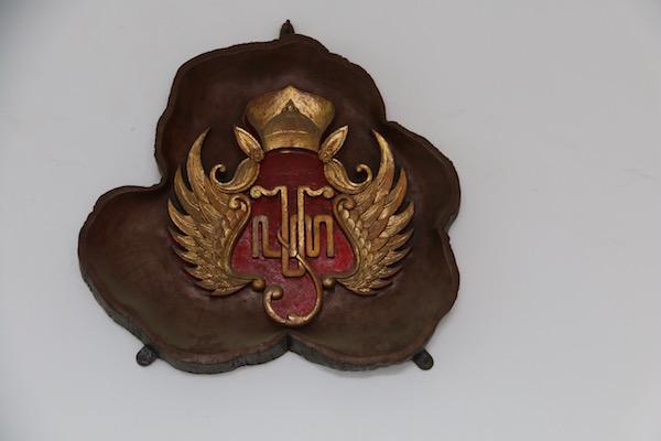 Escudo Palacio Kraton