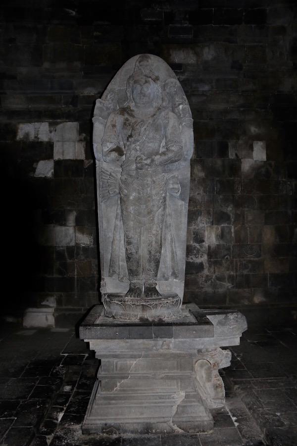 Imagen templo Prambanan