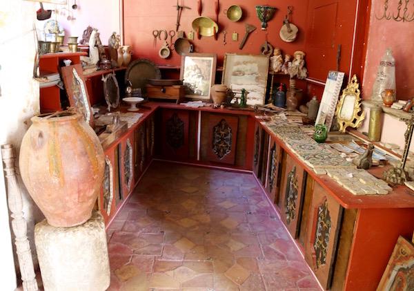 Interior Casa Andalusí