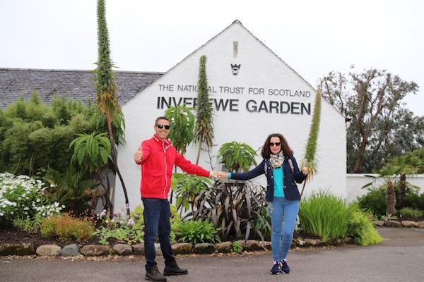 Jardín de Inverewe