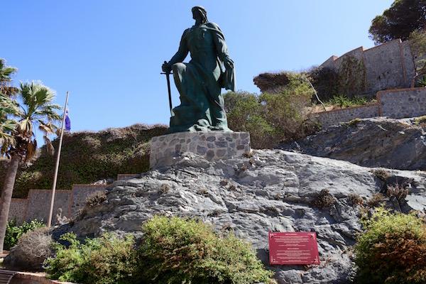Monumento Abderramán I