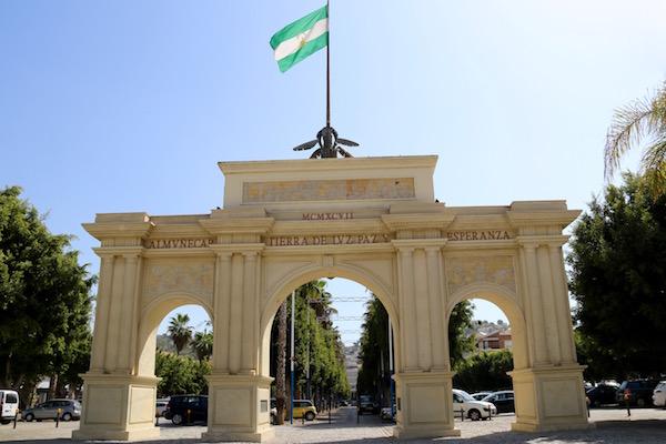 Puerta Almuñécar