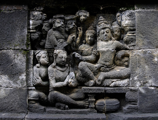 Relieve Borobudur