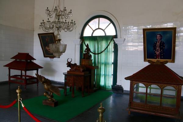 Sala Palacio Kraton