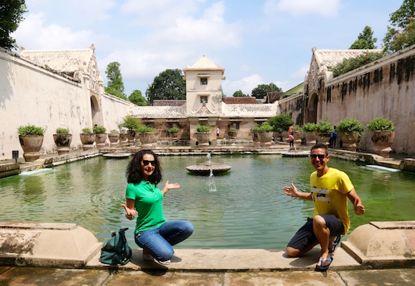palacioTaman Sari