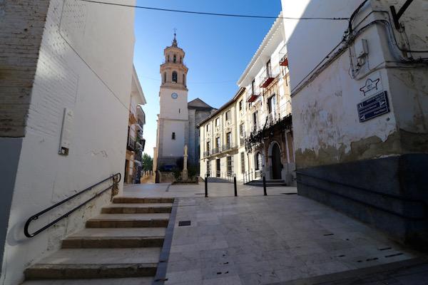 Arco de la Magdalena