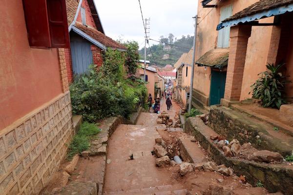 Calles Fianarantsoa