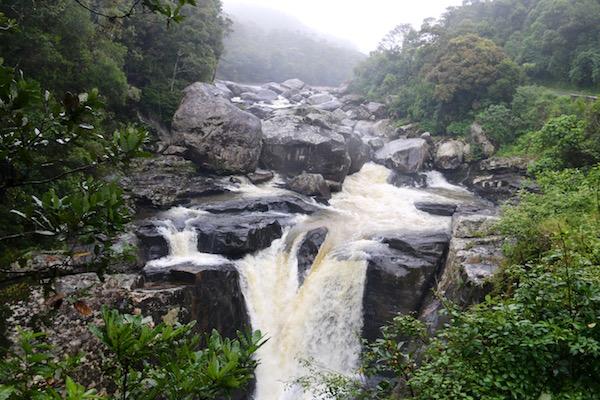 Cascada Namorona