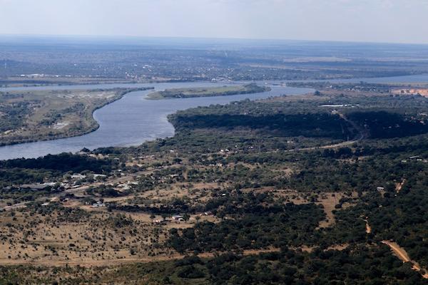 Delta de Okavango