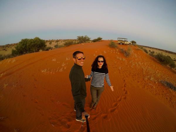 Desierto Kalahari