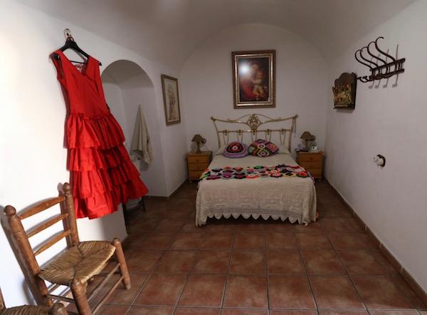 Dormitorio Cueva José