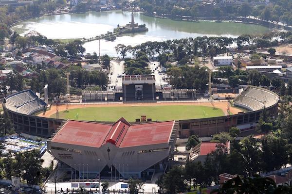 Estadio municipal de Mahamasina
