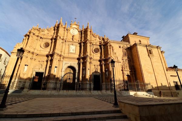 Fachada Catedral Guadix