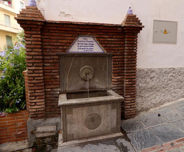 Fuente Lanjarón