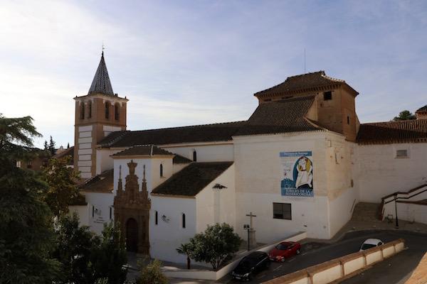 Iglesia Monasterio de Santiago