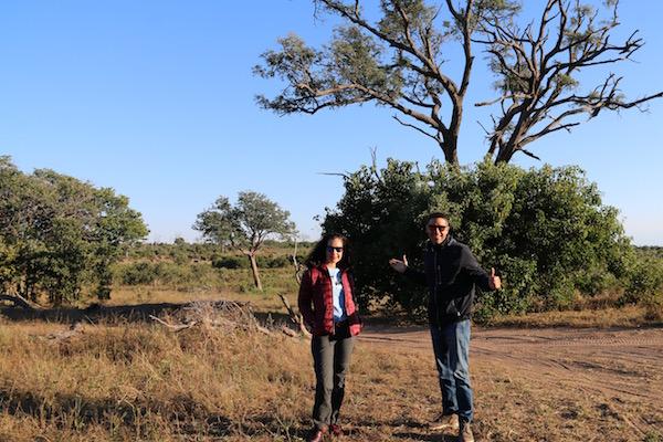 Parque Nacional Chobe