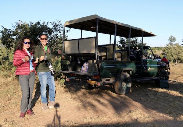 Picnic Parque Nacional Chobe