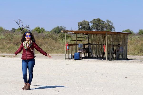 Terminal Delta de Okavango