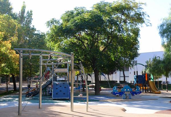 parque Alameda Zona Juego