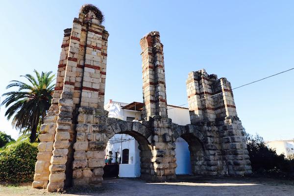 Acueducto San Lázaro,