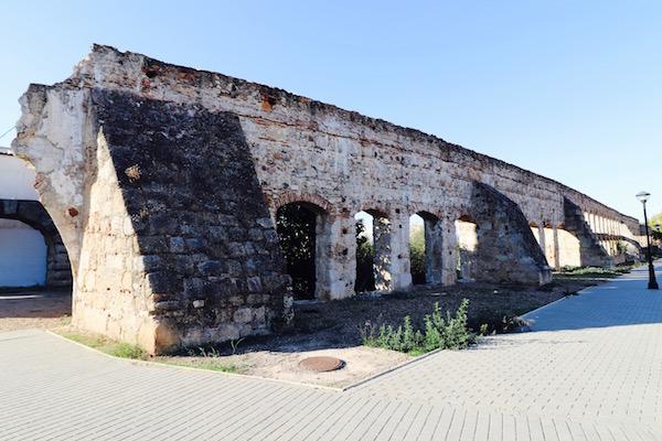 Acueducto San Lázaro
