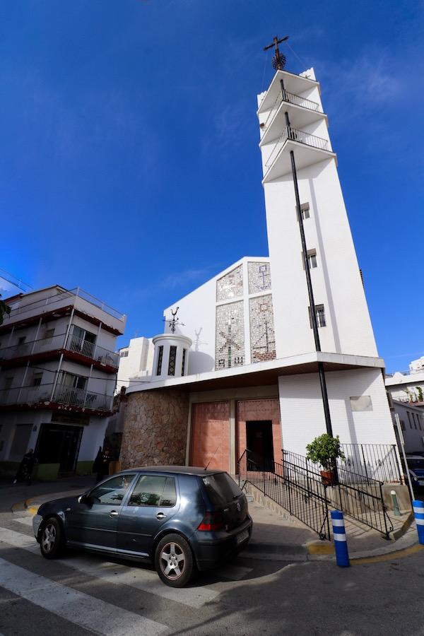 Iglesia Parroquial de Castell de Ferro