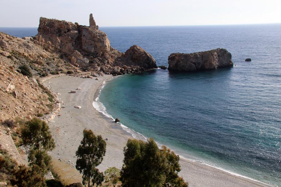La playa Rijana