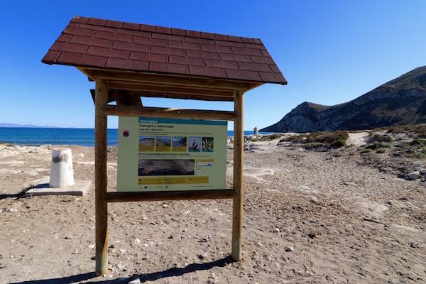 Parque Regional Calnegre y Cabo Cope.