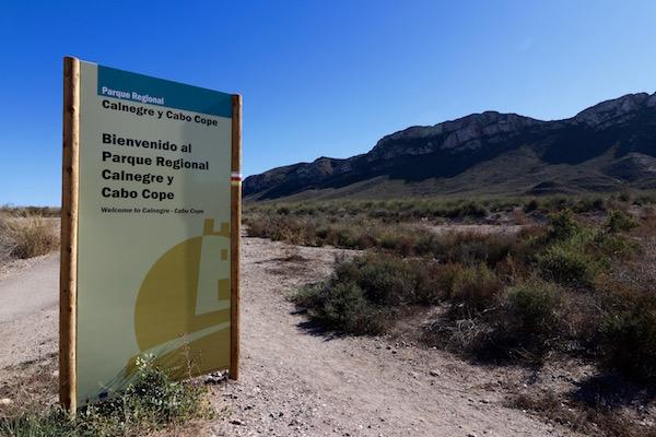 Parque Regional Calnegre y Cabo Cope