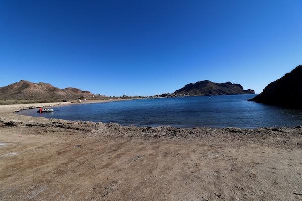 Playa La Cola
